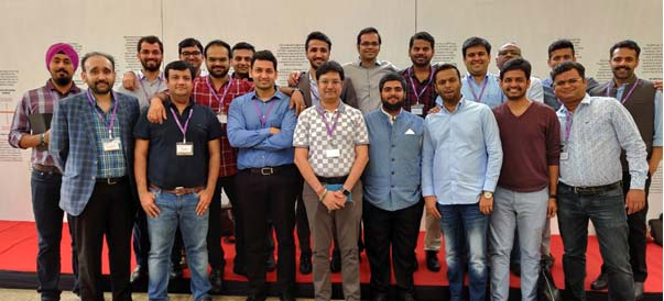PGPFMB Alumni, FMB program has an alumni base of over 3,500 participants , drawn from32batches.
