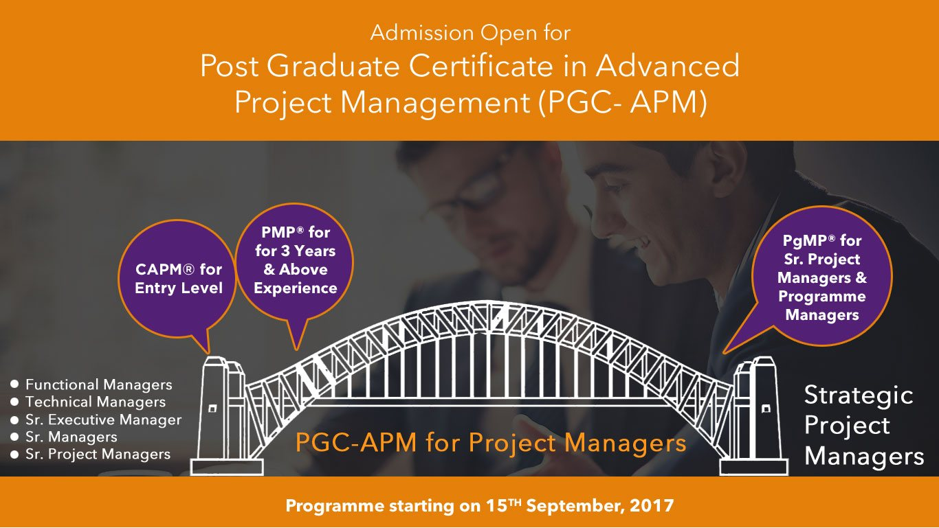 PGCAPM, project management