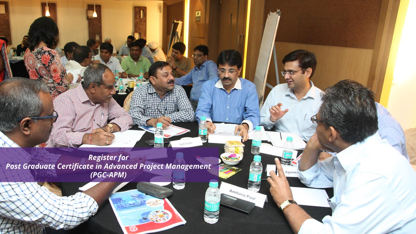 advance project management, spjimr, spjain, project management