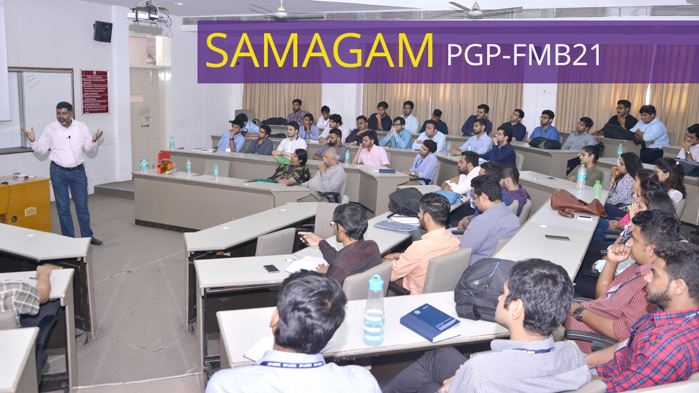 PGP-FMB, Family Managed Business, SPJIMR, SAMAGAM, FMB21
