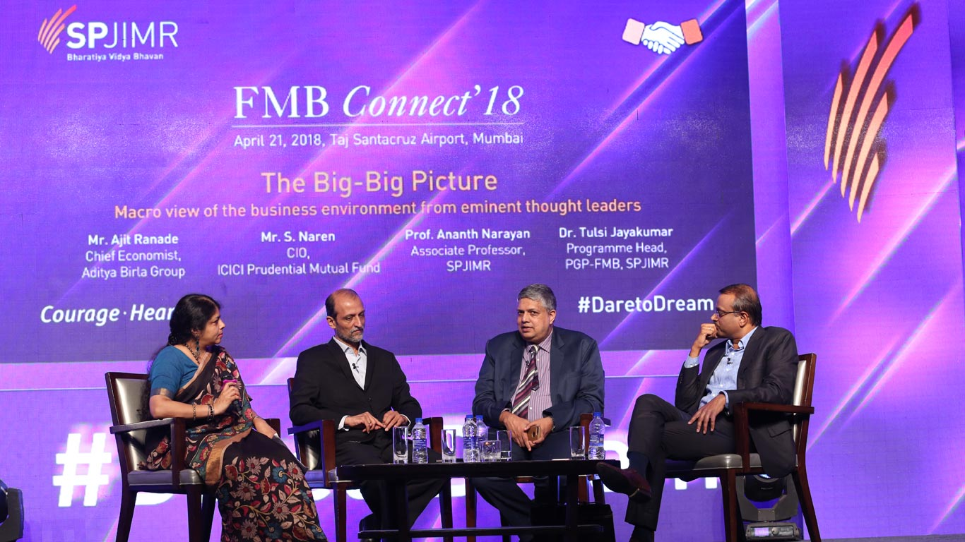 FMB Connect'18, PGPFMB, SPJIMR, Family Managed Business