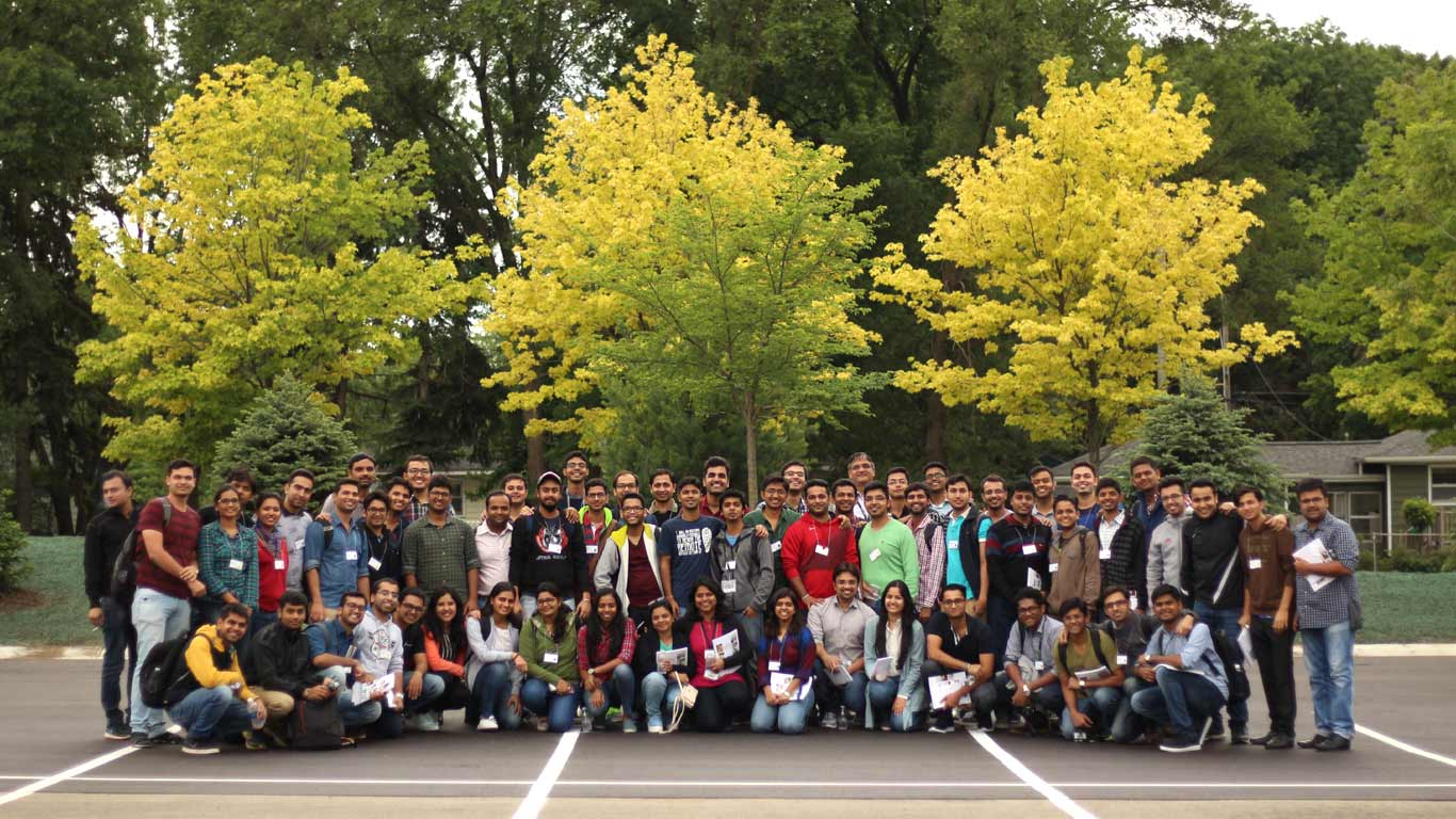 GFT 2017- Students from Operations & Supply Chain at Michigan State University