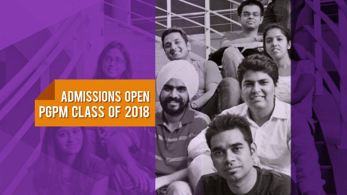 PGPM, SPJIMR, Admissions