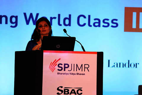 Snehal Shah, SPJIMR, SBAC, innovation