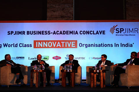 innovation, SPJIMR, SBAC